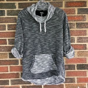 Kensie Performance Marled Sweater! Size S